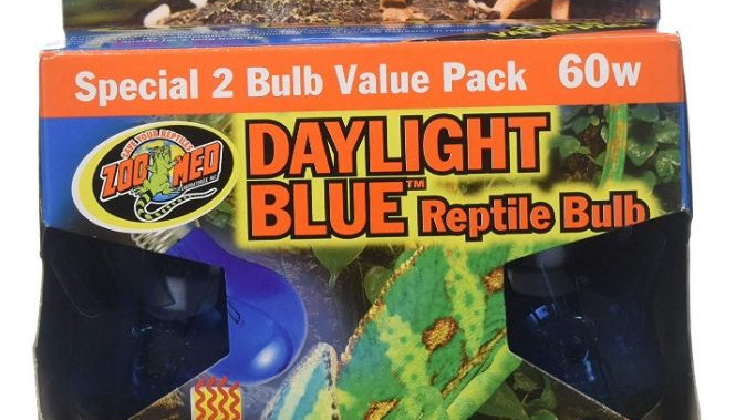 Zoo Med Daylight Reptile Bulb Blue