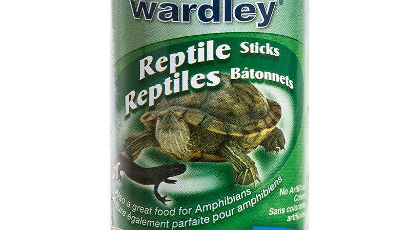 Wardley Reptile Sticks with Calcium