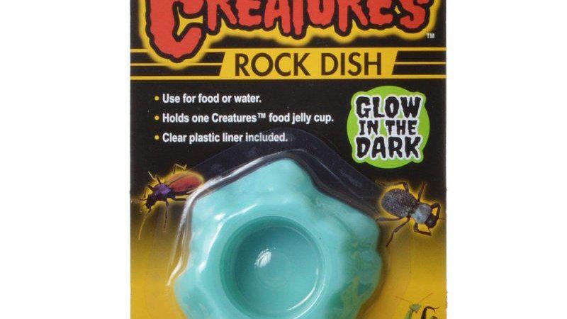 Zoo Med Creatures Rock Dish