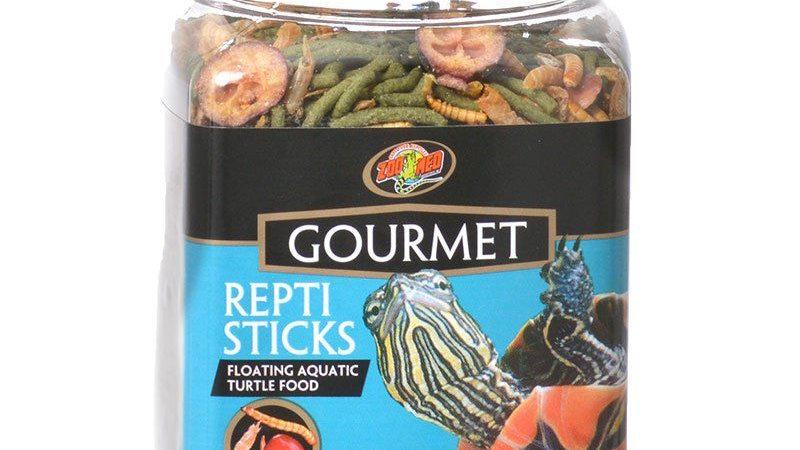 Zoo Med Gourmet Repti Sticks Floating Aquatic Turtle Food