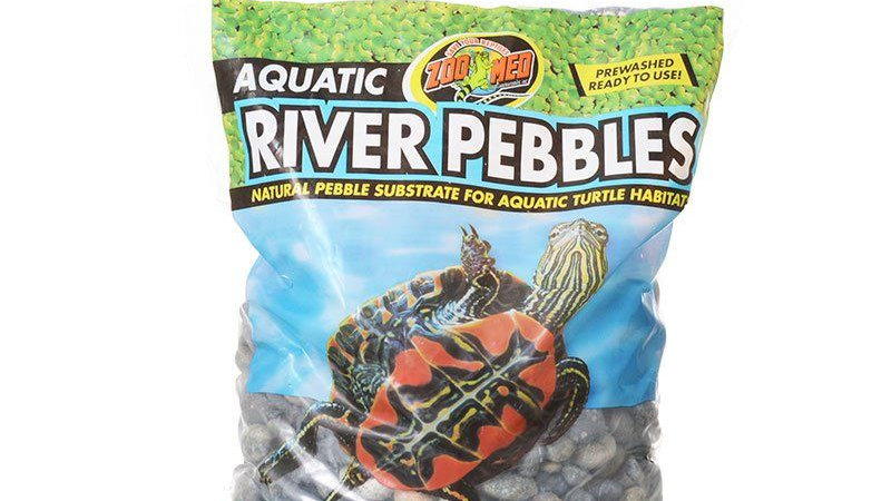 Zoo Med Aquatic River Pebbles
