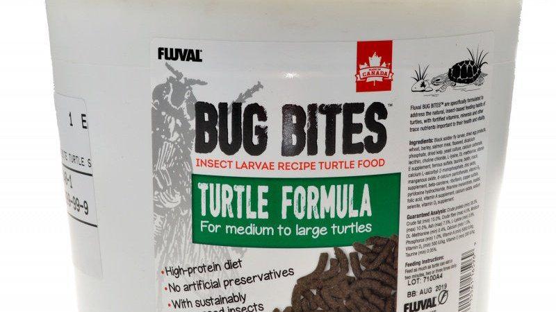 Fluval Bug Bites Turtle Formula Floating Sticks