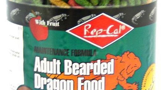 Rep Cal Bearded Dragon Food