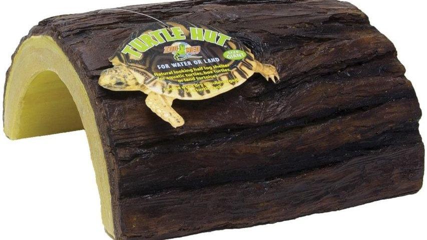 Zoo Med Turtle Hut