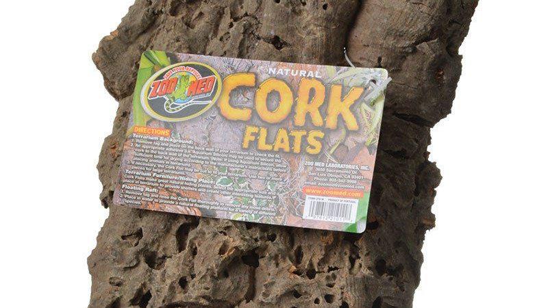 Zoo Med Natural Cork Flats