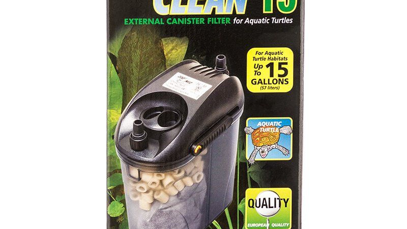 Zoo Med Turtle Canister Filter 501