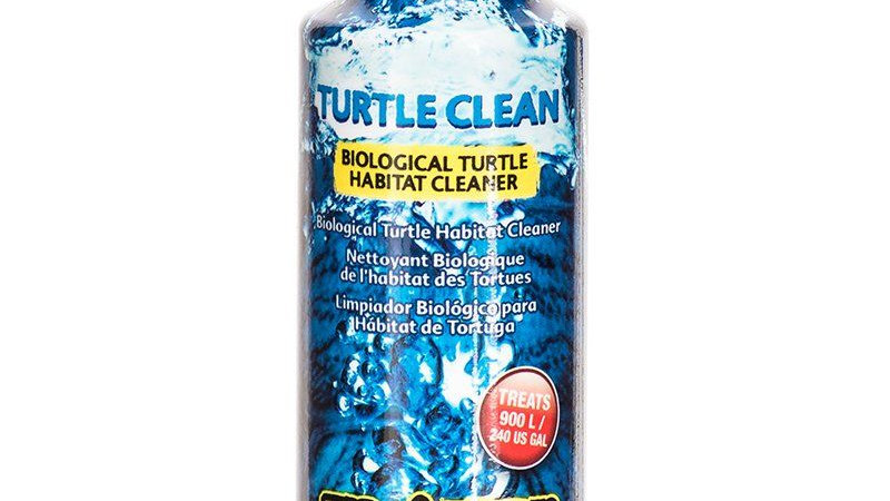 Exo-Terra Turtle Clean Biological Turtle Habitat Cleaner