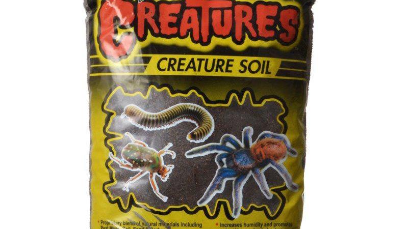 Zoo Med Creatures Creature Soil