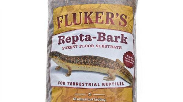 Flukers Repta-Bark Forest Floor Substrate
