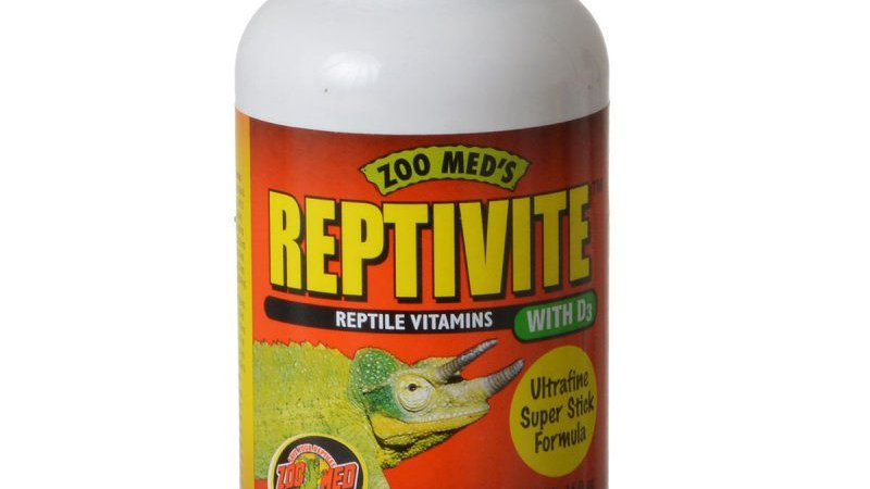 Zoo Med Reptivite Reptile Vitamins with D3