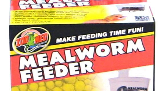 Zoo Med Hanging Meal Worm Feeder