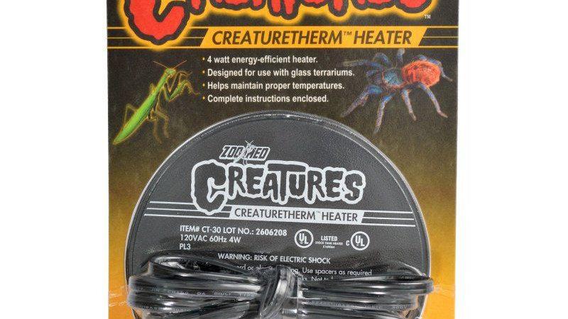 Zoo Med Creatures CreatureTherm Heater