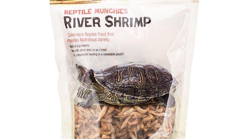 Zilla Reptile Munchies - River Shrimp