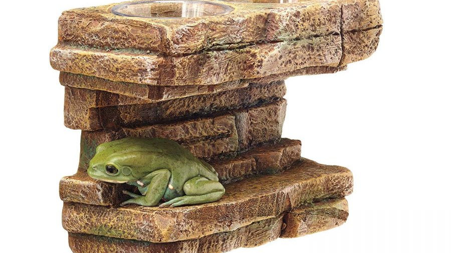 Zilla Vertical Ledge Reptile Decor