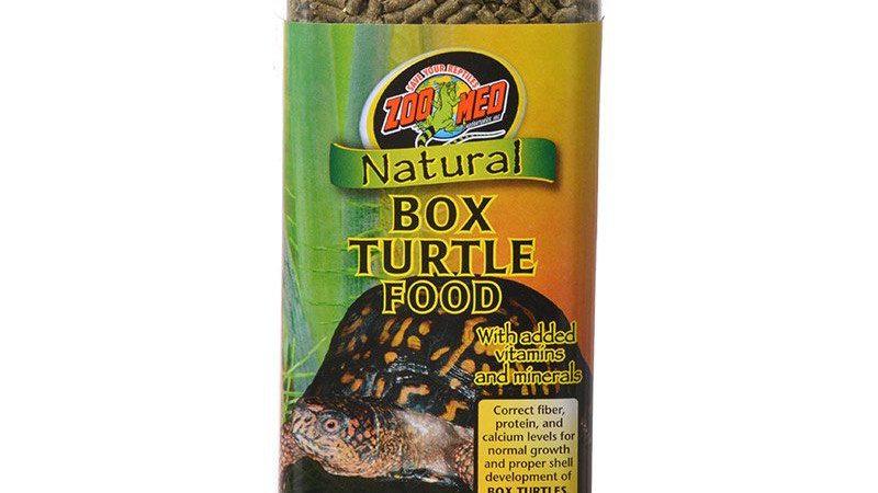 Zoo Med Natural Box Turtle Food - Pellets