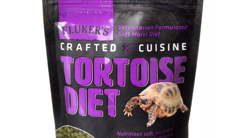 Flukers Crafted Cuisine Tortoise Diet
