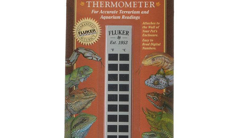 Flukers Digital Self-Adhesive Thermometer