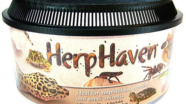 Lees HerpHaven Terrarium - Round