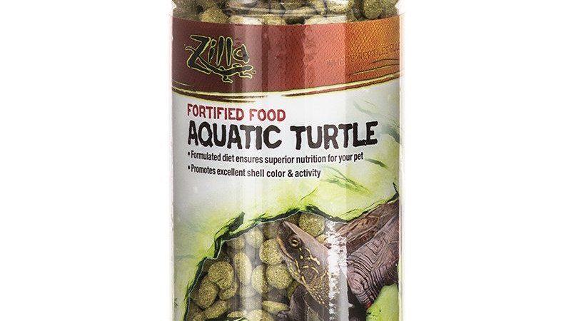 Zilla Aquatic Turtle Food