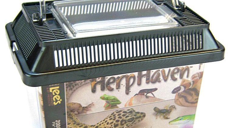 Lees HerpHaven Terrarium - Rectangular