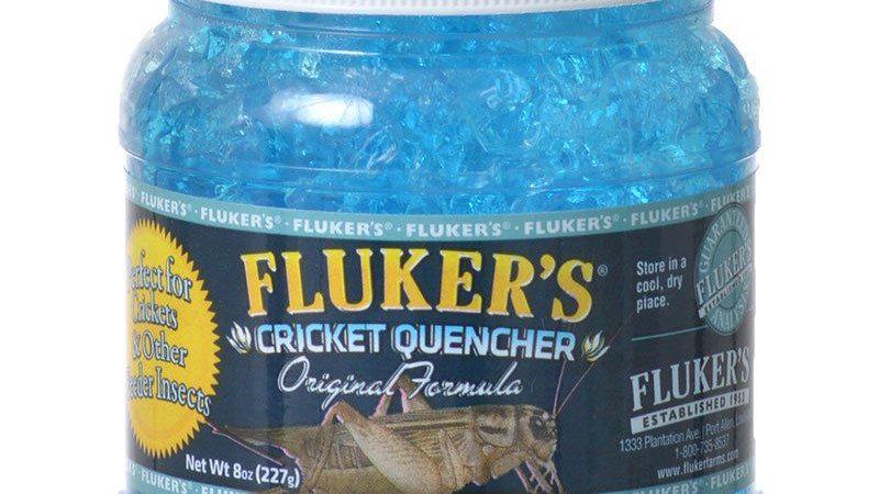 Flukers Cricket Quencher Original Formula