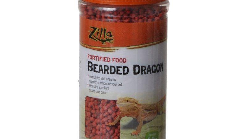 Zilla Bearded Dragon Food