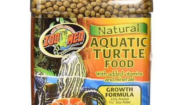 Zoo Med Aquatic Turtle Growth Food Formula