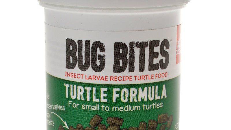 Fluval Bug Bites Turtle Formula Floating Pellets