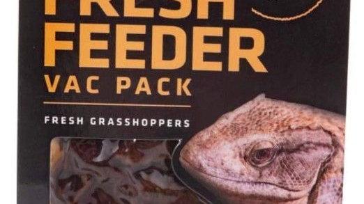 Flukers Grasshopper Fresh Feeder Vac Pack