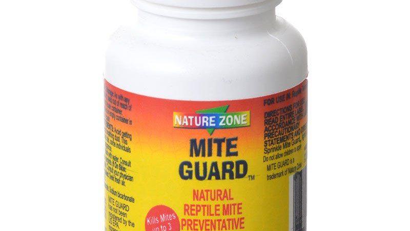 Nature Zone Mite Guard - Powder