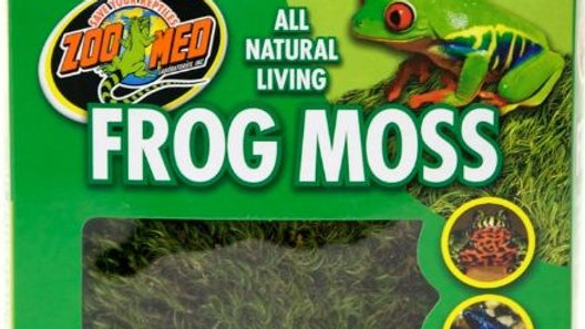 Zoo Med All Natural Living Frog Moss