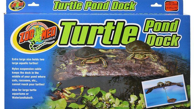 Zoo Med Floating Turtle Dock