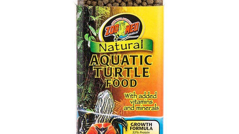 Zoo Med Natural Aquatic Turtle Food (Pellets)