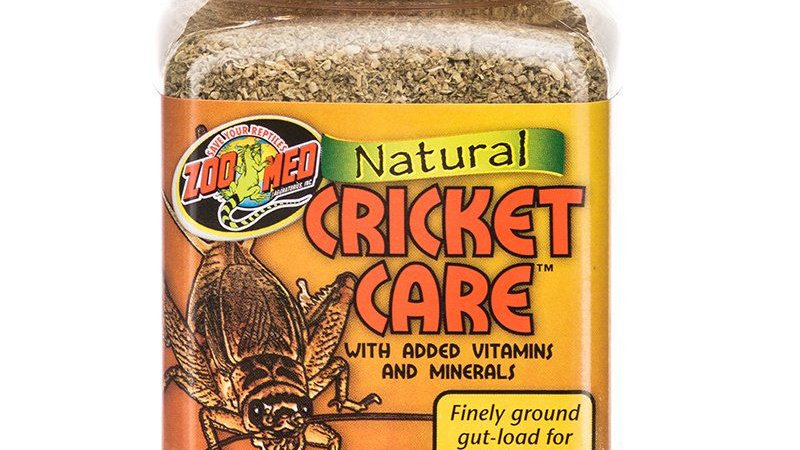 Zoo Med Natural Cricket Care