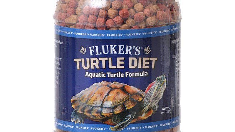 Flukers Turtle Diet for Aquatic Turtles