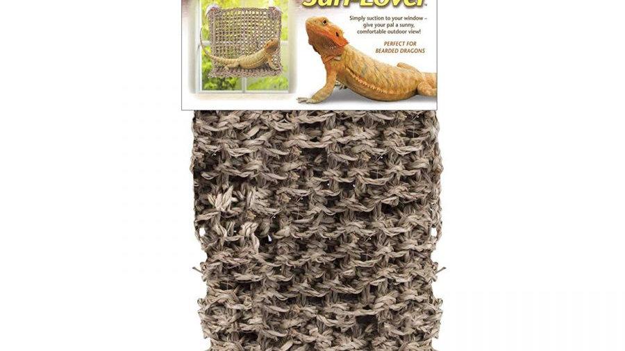 Reptology Lizard-Lounger Sun-Lover Basking Platform