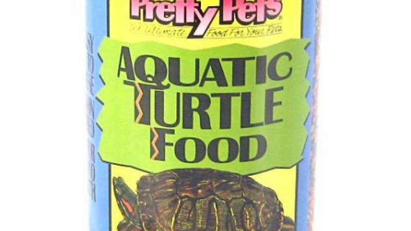 Pretty Pets Aquatic Turtle Food