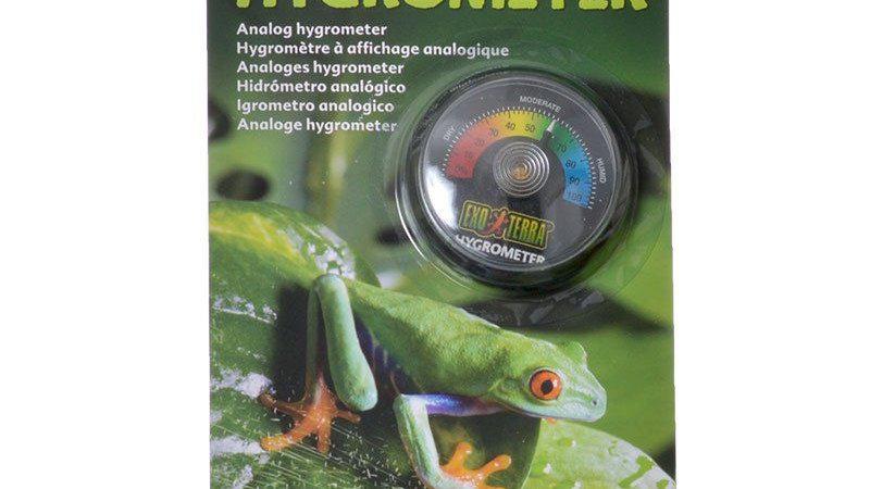 Exo-Terra Rept-O-Meter Reptile Hygrometer