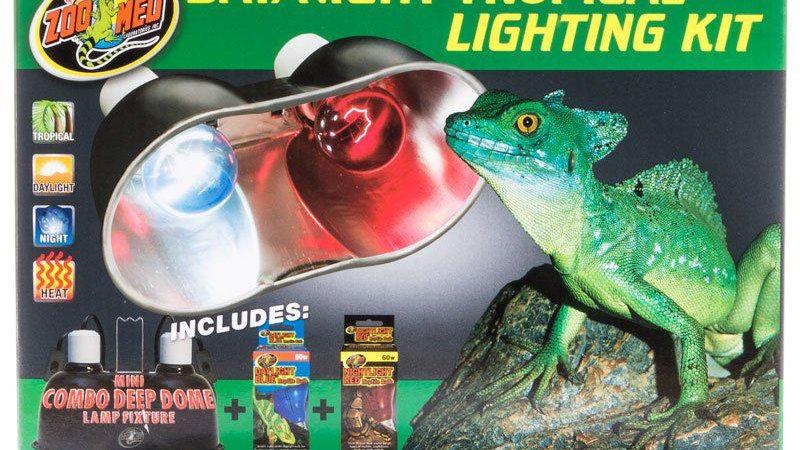 Zoo Med Day & Night Tropical Lighting Kit