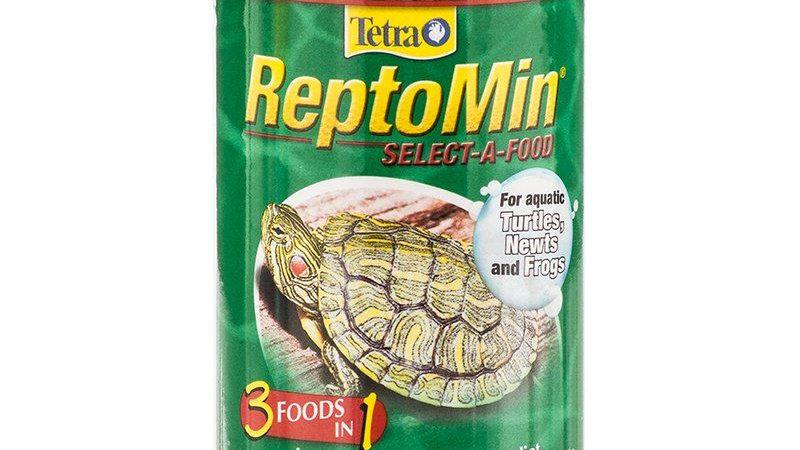 Tetrafauna ReptoMin Select-A-Food