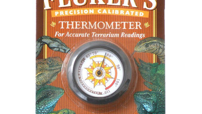 Flukers Precision Calibrated Thermometer