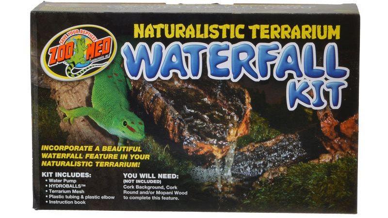 Zoo Med Naturalistic Terrarium Waterfall Kit