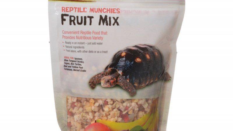 Zilla Reptile Munchies - Fruit Mix