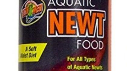 Zoo Med Aquatic Newt Food