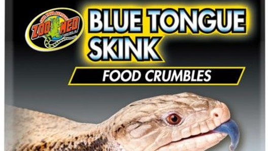 Zoo Med Blue Tongue Skink Food Crumbles