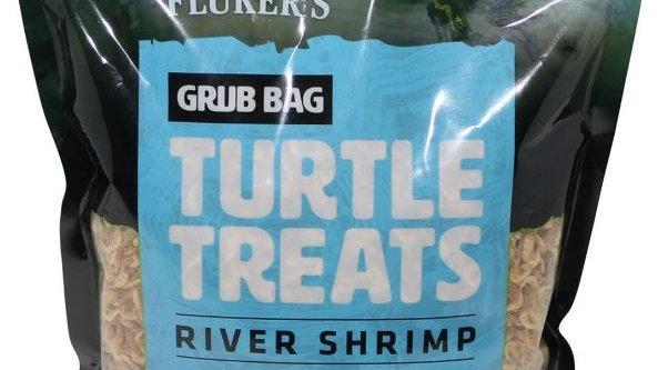 Flukers Grub Bag Turtle Treat - River Shrimp