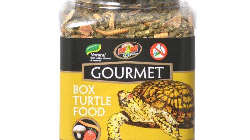 Zoo Med Gourmet Box Turtle Food