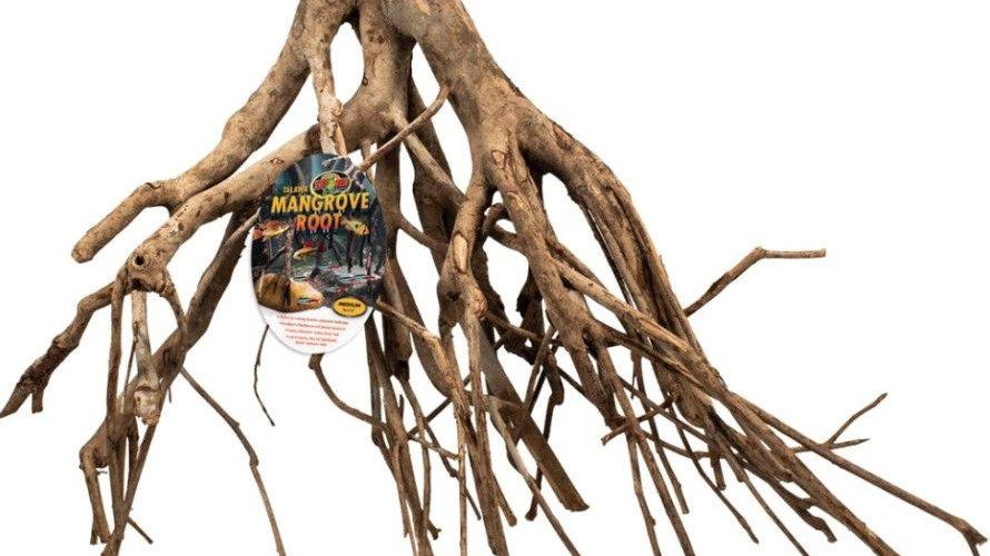 Zoo Med Talawa Mangrove Root for Aquariums and Paludariums