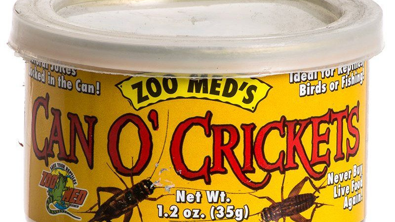 Zoo Med Can O' Crickets