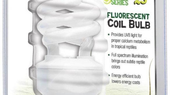 Zilla Tropical UV Coil Lamp